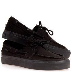 7ff05c466b0a Vans Zapato Del Barco Black Mono black Mono Shoes  12