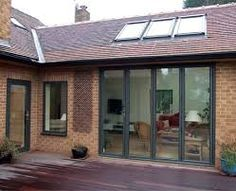 Image result for black aluminium windows