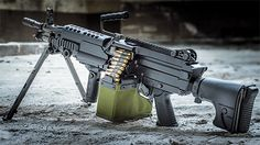 FN MINIMI® 5.56 Mk3Loading that magazine is a pain! Get your Magazine speedloader today! http://www.amazon.com/shops/raeind