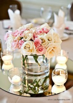 HomePersonalShopper: Espejos para decorar tu mesa