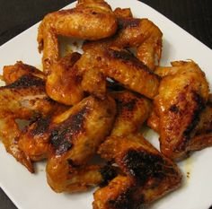 Spicy Chicken Wings Deshigrub Com Spicy Chicken Wings Honey Garlic Chicken Wings, Sweet N Sour Chicken, Cooking Chef, Cooking Recipes, Healthy Recipes, Delicious Recipes, Game Recipes, Drink Recipes, Dinner Recipes