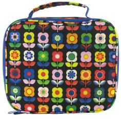pop floral lunch bag from Paperchase