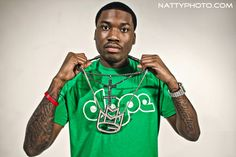 one of my many favorite rappers, Meek Mill
