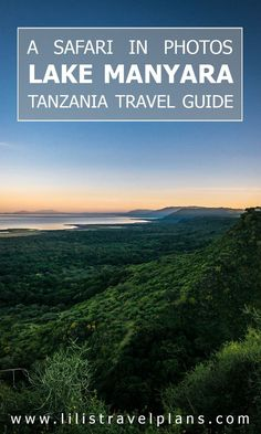 Amazing landscapes, elephants, zebras, giraffes, monkeys and even tree-climbing lions. Lake Manyara is a must-see on every safari in the north of Tanzania. Africa Destinations, Top Travel Destinations, Travel Couple, Family Travel, Travel Guides, Travel Tips, Travel Advice, Africa Travel, Travel Inspiration