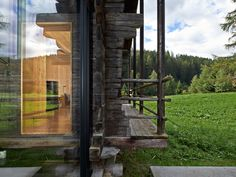Hütte in Praz-de-Fort panoramah!® Lausanne, Bari, Chalet Style, Architecture, Cosy, Shelter, Designer, Minimalism, Windows