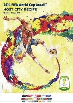 2014 FIFA World Cup Brazil Recife