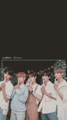 Kpop, K Idol, Produce 101, Another World, Boyfriend Material, Boy Groups, Overlays, Fan Art, My Love