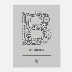 B is for Bike//