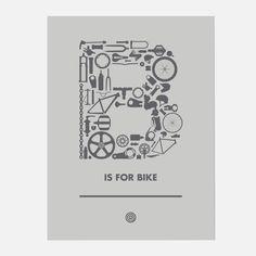 B is for Bike//