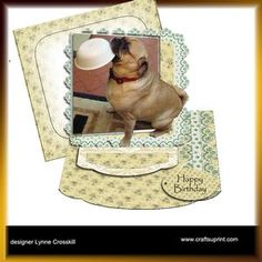 View More Please! Out of Bounds Easel Card Details