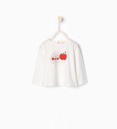 ZARA - KIDS - Organic cotton printed T-shirt