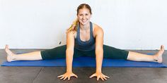 Recover from Olympic lifts with these yoga poses.