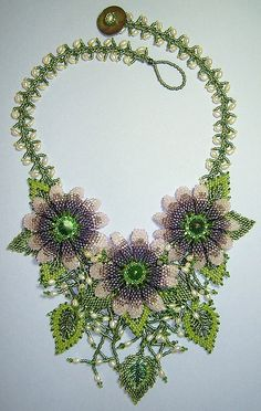 Green Eden Necklace