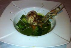Vellutata dell'orto autunnale con molluschi - ricetta inserita da Francesco Olianas