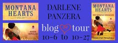 Montana Hearts: Her Weekend Wrangler by Darlene Panzera - Blog Tour, Excerpt, Review & Giveaway