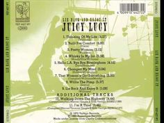 Juicy Lucy - Lie Back And Enjoy It full album