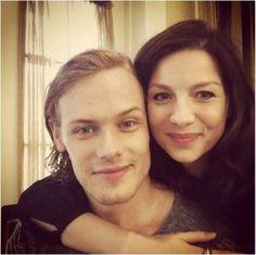 'Outlander' stars Caitriona Balfe and Sam Heughan dating? | Christian News on Christian Today