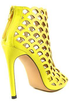 By Savio  - BYS-Lime, $89.00 (http://www.bysavio.com/bys-lime/) #designershoes #bysavio #trendy #chic #highheels