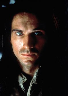 Ralph Fiennes as Heathcliff in Wuthering Heights (1992)