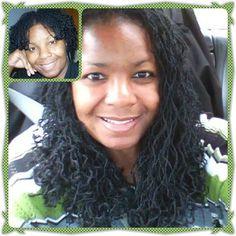 Almond Avocado - Sisterlocks and Holistic Hair & Body Services: Sisterlocks Inspiration - Hair Growth by Alisa Bailey