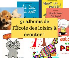 Album Jeunesse, Busy Bags, Video Film, Lectures, Learn French, Story Time, Fun Activities, Kids Learning, Montessori