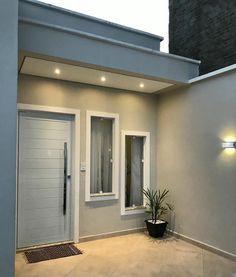Tyni House, House Front, Decor Home Living Room, Home Decor Kitchen, House Gate Design, Door Design, Minimal House Design, Modern Tiny House, House Paint Exterior