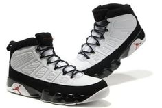 578bfd27294 Nike shoes outlet store in California For Sale Cheap Air Jordan 9 IX Retro Mens  Shoes On Sale White Black