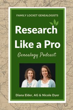 The Research Like a Pro Genealogy Podcast – Family Locket