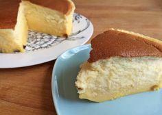 Un pastel suave y esponjoso como el algodón que te hará ser infiel a tu tarta de queso de cabecera. Con los mismos ingredientes de siempre pero pasados por el filtro japonés  manga a la vez que zen.
