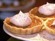Sweet Potato Tartlet Recipe : Patrick and Gina Neely : Recipes : Food ...