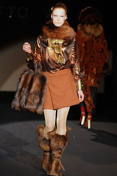 Roberto Verino - Runaway Mercedes Benz Fashion Week Madrid Fall-Winter 2013/2014 (I Love it!)