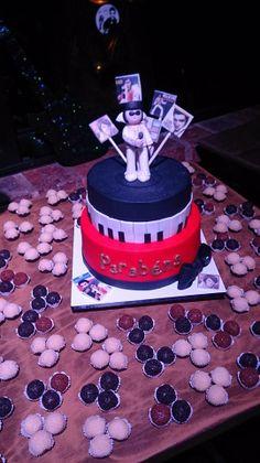 Cake Elvis Presley - Bolo Elvis Presley