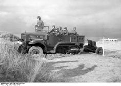 Artillery ,Tanks and Vehicles (1940)