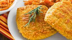 Crispy Oven Baked Chicken, Baked Chicken Breast, Milanesa, Colombian Food, Chicken Cordon Bleu, Savoury Dishes, Empanadas, Chicken Recipes, Food Porn