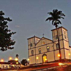 Belo registro de Pirenópolis, pequena cidade do interior de Goiás. Foto: @cerenamesquita, via Instagram.