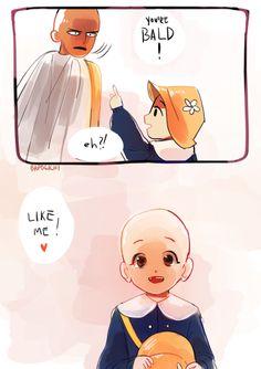 """You're bald!"" ||| Saitama ||| One Punch Man Fan Art by bapogichi on Tumblr"