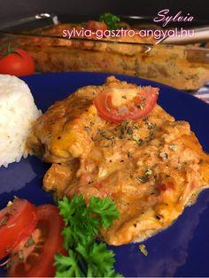 Isteni csirkés étel, olaszos ízvilággal, amely után megnyalod mind a tíz ujjad! :) Ha nem szeretnéd kicsit nehezebb magyaros ízekkel...