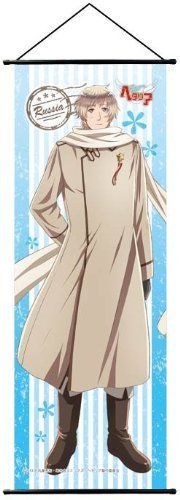 Hetalia the Beautiful World Slim Tapestry Russia (Japan Import) Amazon - AND RUSSIA WOO-HOO IT'S A PARTY NOW