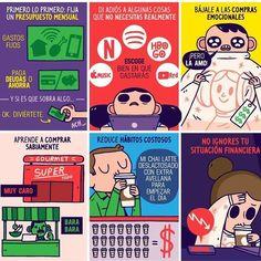 Guía de la supervivencia financiera!