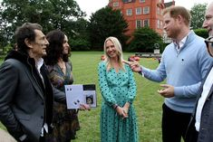 Prince Harry leaves self-isolation after five days in quarantine at Frogmore Cottage Lily Pulitzer, Kew Gardens, Harry And Meghan, Prince Harry, Cottage, Leaves, Dresses, Fashion, Vestidos