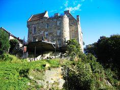 Jack Vettriano, Tower House, Scottish Castles, Country Houses, Sandbox, Edinburgh, Scotland, Southern, Illustrations