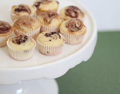 Nutella Donut Muffins - I love Nutella. I love donuts. I am indifferent to muffins?