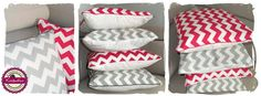chevron pillow