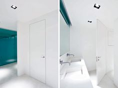 Invisible Doors, By DAYORIS DOORS. modern interior doors