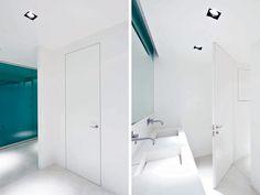 Invisible Doors, By DAYORIS DOORS. modern interior doors