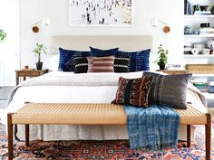 Put your tax refund to good use this year, and refresh your home for spring. We picked our favorite room décor ideas, no matter how small the return.