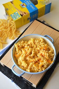 reteta de mac and cheese