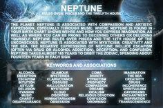 Neptune 1st House Sagittarius. .Moon trine Neptune