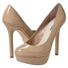 The alluring Steve Madden Bevv dress pumps!