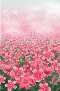Best Flower Wallpaper, Flower Background Wallpaper, Flower Backgrounds, Background Patterns, Wallpaper Backgrounds, Colorful Backgrounds, Wall Painting Decor, Landscape Wallpaper, Creative Illustration